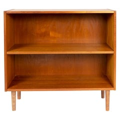 Teak Bookcase, Midcentury, Made in Denmark, 1960s