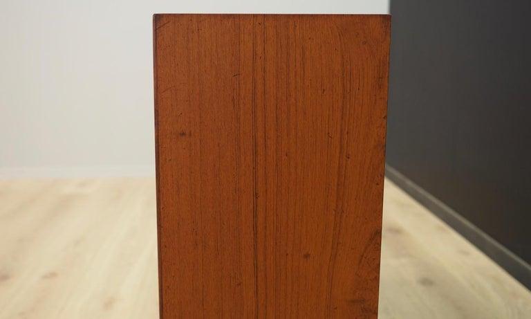 Teak Bookcase Vintage Danish Design For Sale 5