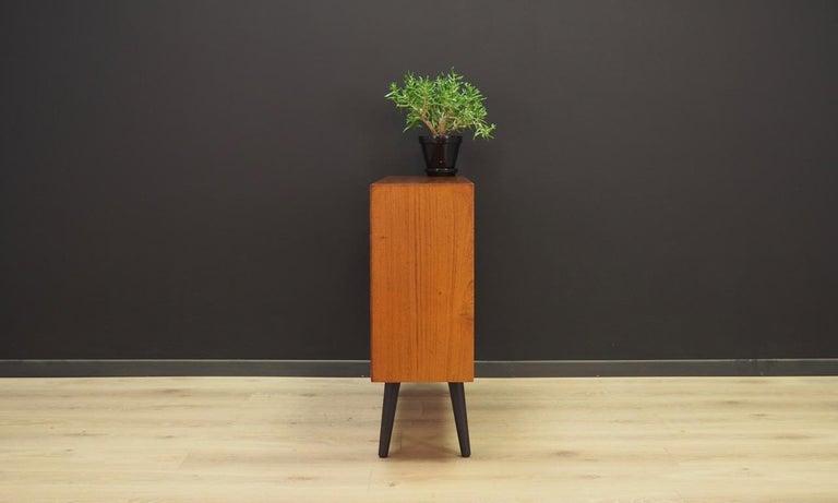 Teak Bookcase Vintage Danish Design For Sale 6