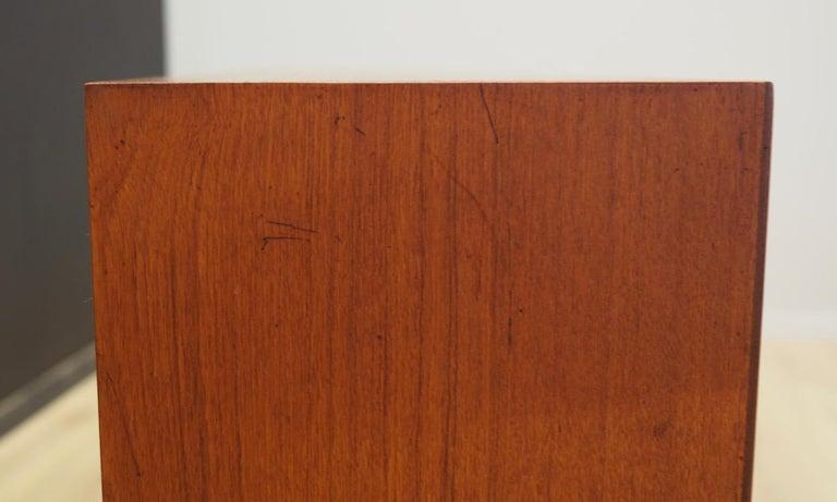 Teak Bookcase Vintage Danish Design For Sale 7