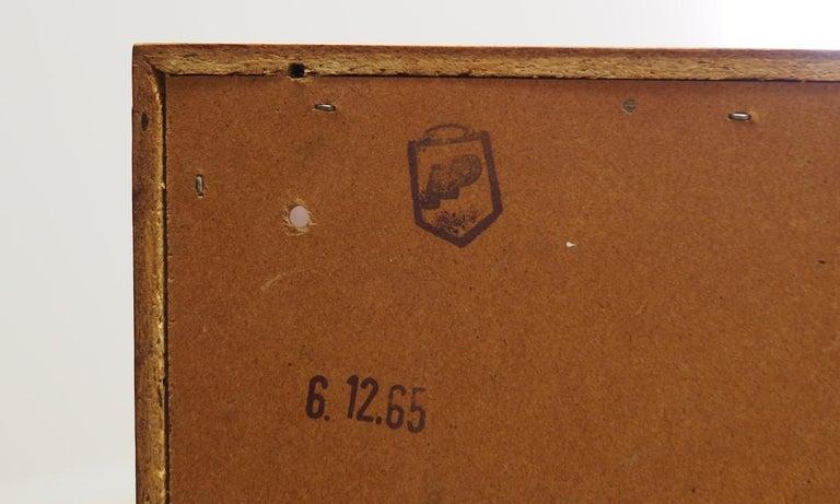 Teak Bookcase Vintage Danish Design For Sale 8