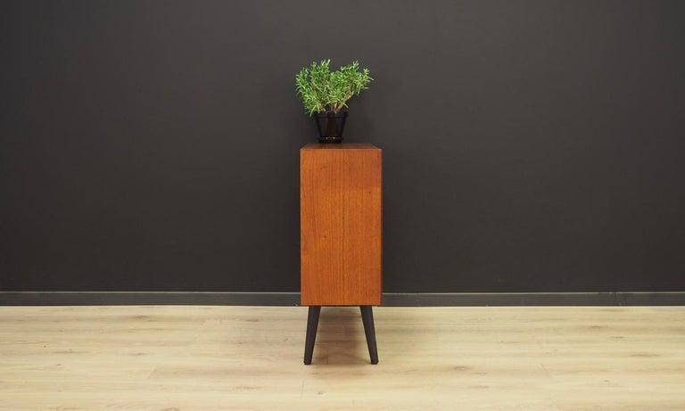 Teak Bookcase Vintage Danish Design For Sale 3