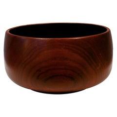Teak bowl Denmark, 1950s