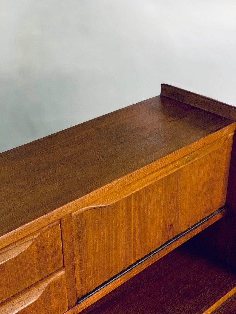 20th Century Teak Bureau/Secretary, Denmark, 1960s For Sale