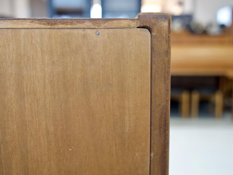 Teak Cabinet by Bodafors with Tambour Doors For Sale 7