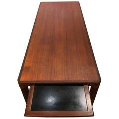 Teak Coffee Table from B.C. Møbler Vejle, 1950s