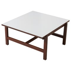 Teak Coffee Table with Reversible Top by Cees Braakman for Pastoe