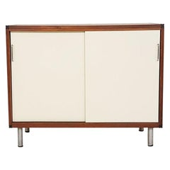Teak Credenza or Sideboard by Cees Braakman for UMS Pastoe, Dutch Design, 1960s