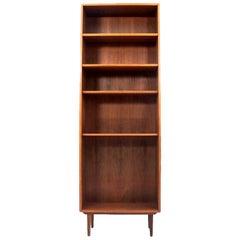 Teak Danish Bookcase