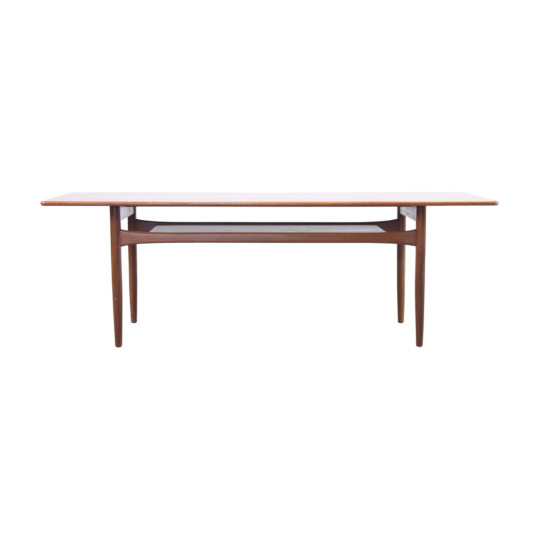 Teak Danish Design Coffee Table