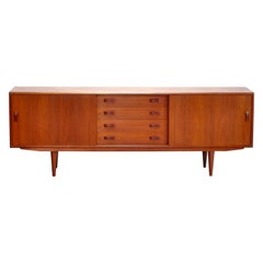 Teak Danish Design Sideboard by Clausen and Son, 1960s