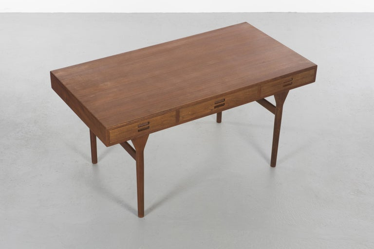 20th Century Teak Desk by Nanna Ditzel, 1958 For Sale