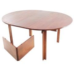 Teak Dining Table by Inger Klingenberg for France & Son Midcentury, 1960s