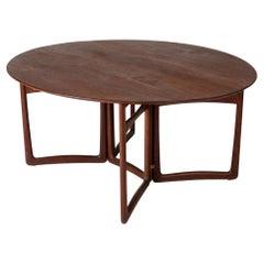 Teak Dining Table by Peter Hvidt and Orla Møllgaard for France & Son, Denmark