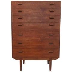 Teak Dresser by Borge Mogensen for Neils Vodder, Denmark, 1960s