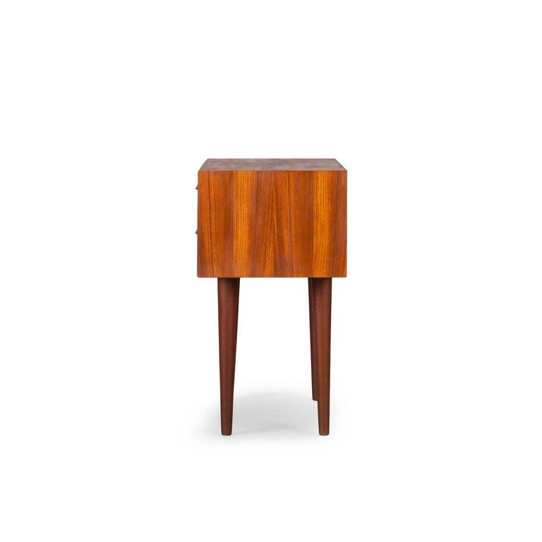 Mid-Century Modern Teak Dresser by Kai Kristiansen for FM Møbler, 1962 For Sale