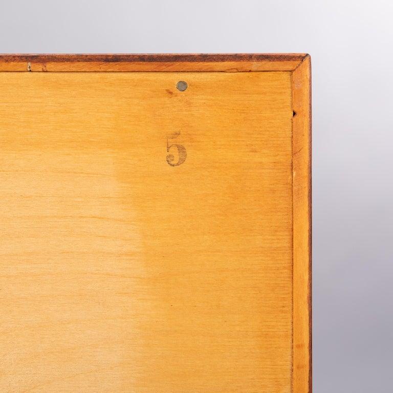 Mid-20th Century Teak Dresser by Kai Kristiansen for FM Møbler, 1962 For Sale