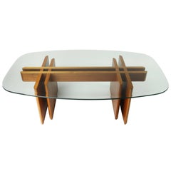 Teak Gustav Gaarde for Trakanten Coffee Table