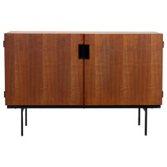 Teak Japanese Series Sideboard by Cees Braakman for Pastoe Model DU02, 1950s