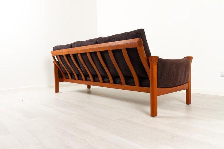 Teak Living Room Set by Arne Vodder for Cado, 1970s For Sale 4