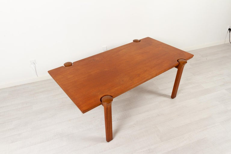 Teak Living Room Set by Arne Vodder for Cado, 1970s For Sale 7