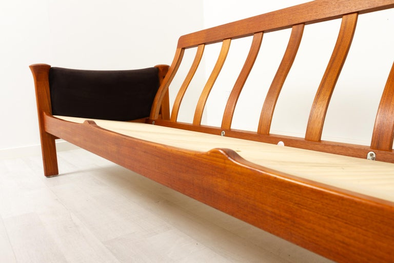 Teak Living Room Set by Arne Vodder for Cado, 1970s For Sale 11