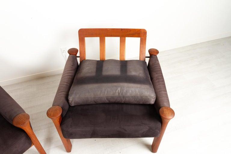 Teak Living Room Set by Arne Vodder for Cado, 1970s For Sale 13