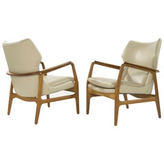 Teak Lounge Chairs by Aksel Bender Madsen for Bovenkamp