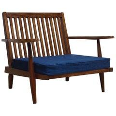 Teak Lounge Chair by George Nakashima
