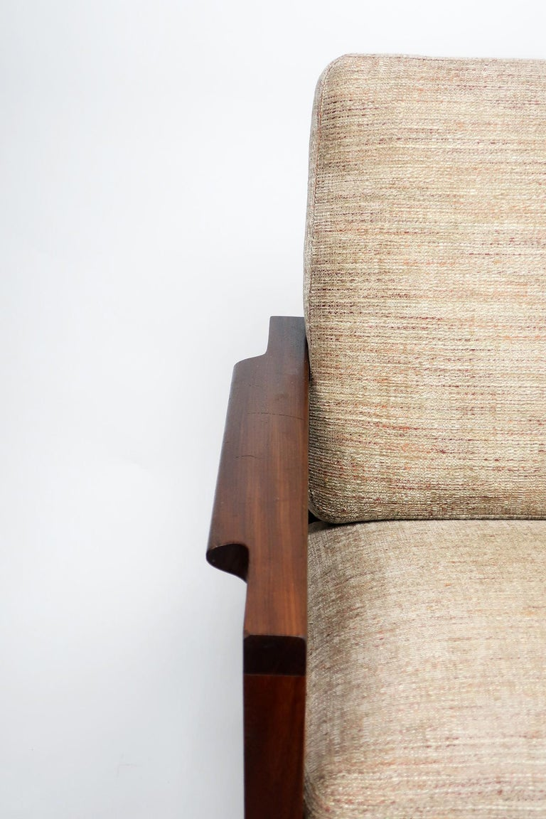 Canadian Teak Loveseat by RS Associates of Montreal For Sale