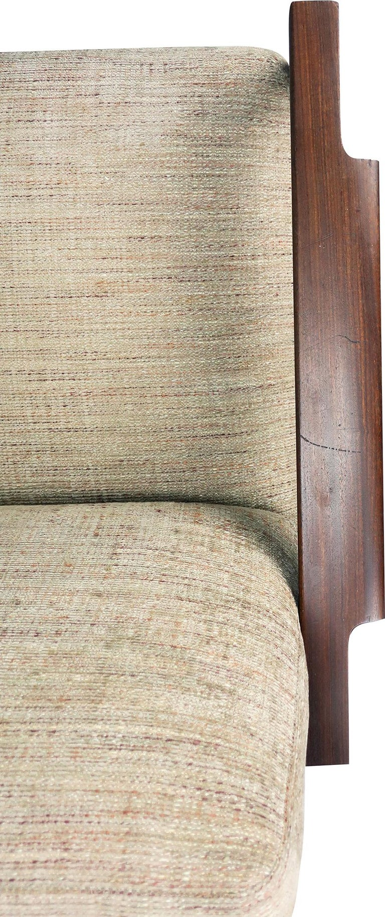 Teak Loveseat by RS Associates of Montreal For Sale 1