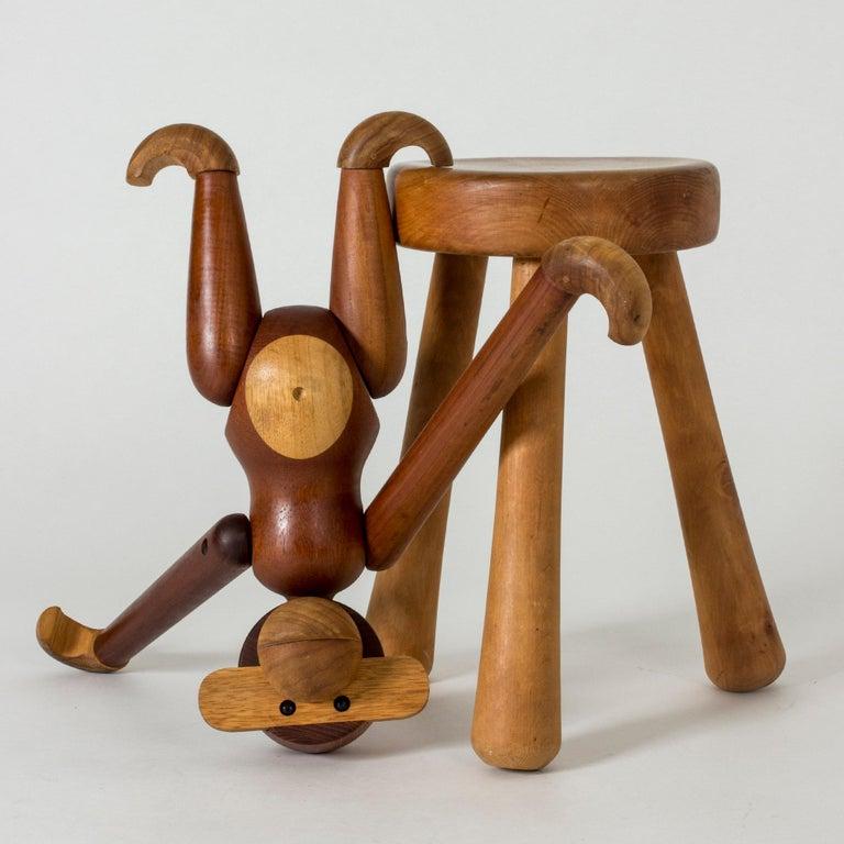 Teak Monkey by Kay Bojesen 4