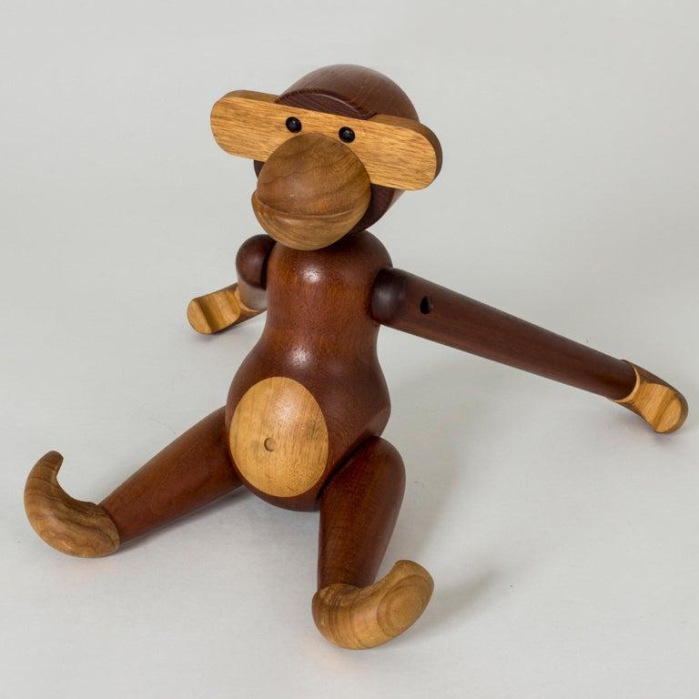 Danish Teak Monkey by Kay Bojesen