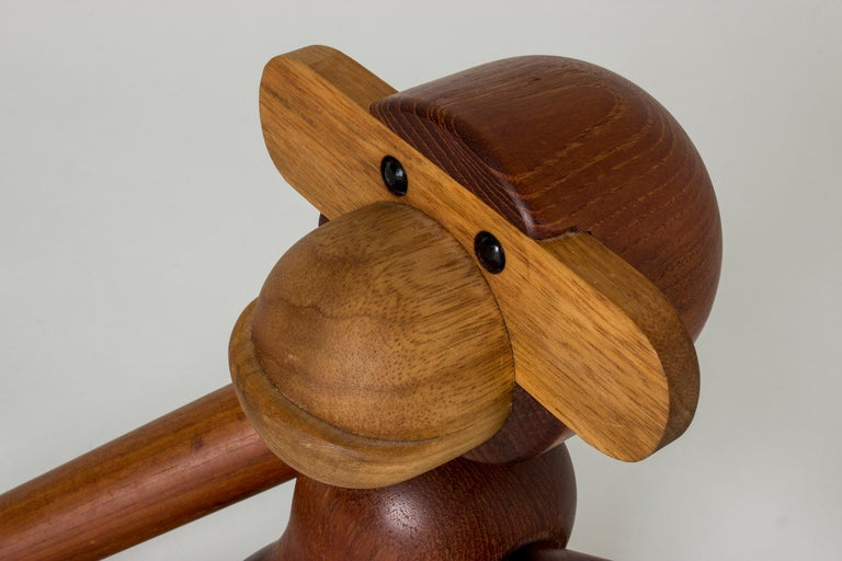 Teak Monkey by Kay Bojesen 1