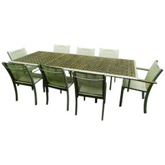 Teak Outdoor Table Set