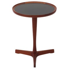 Scandinavian Modern Teak Side Table by Hans C. Andersen