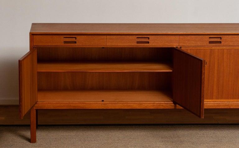 Teak Sideboard by Bertil Fridhagen for Bodafors, 1950s 1