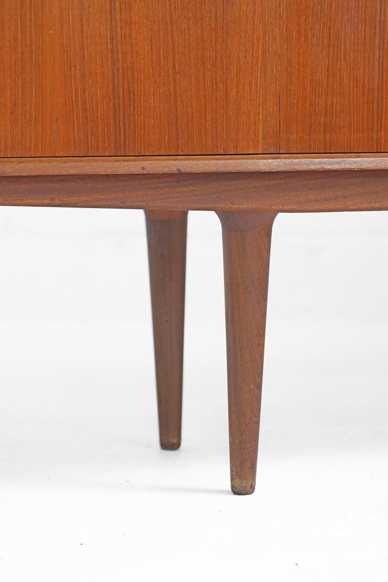Teak Sideboard by Fredrik Kayser for Gustav Bahus For Sale 4