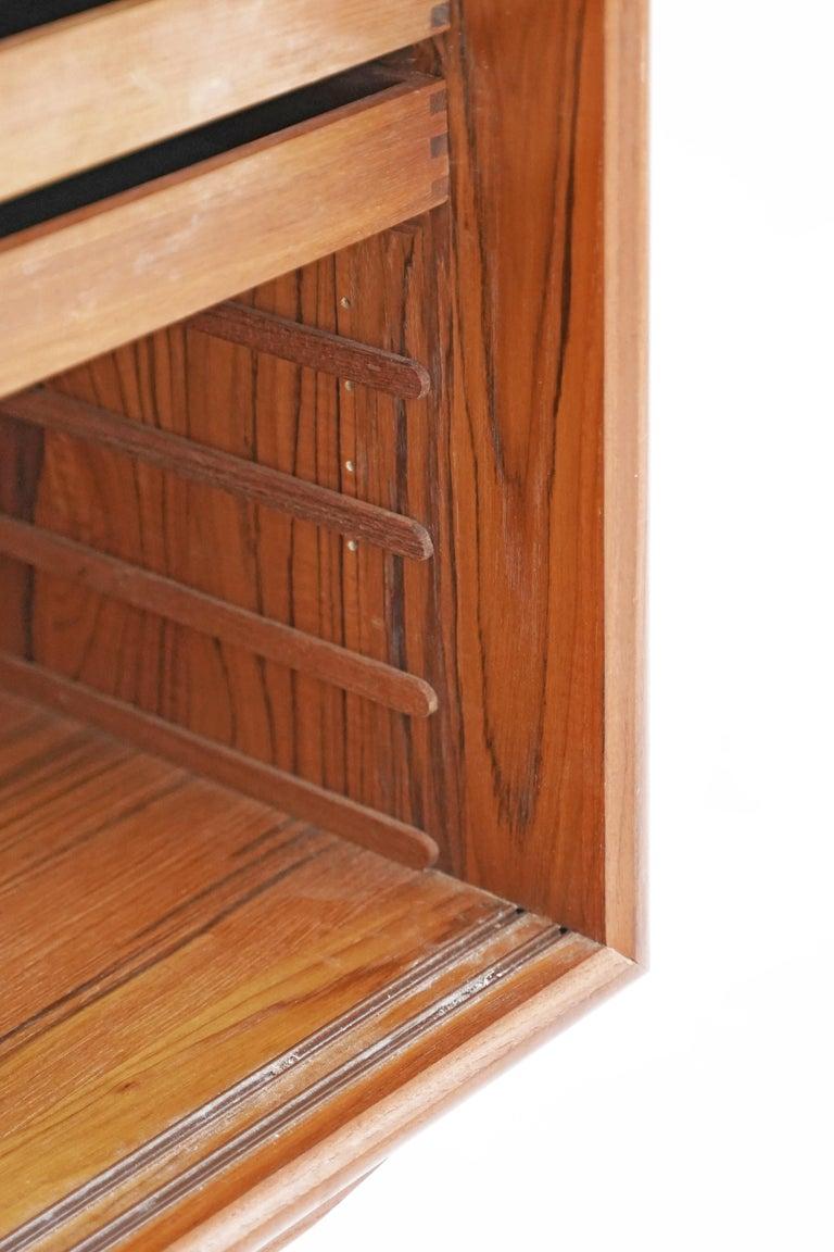Teak Sideboard by Gunni Omann for Axel Christensen For Sale 1