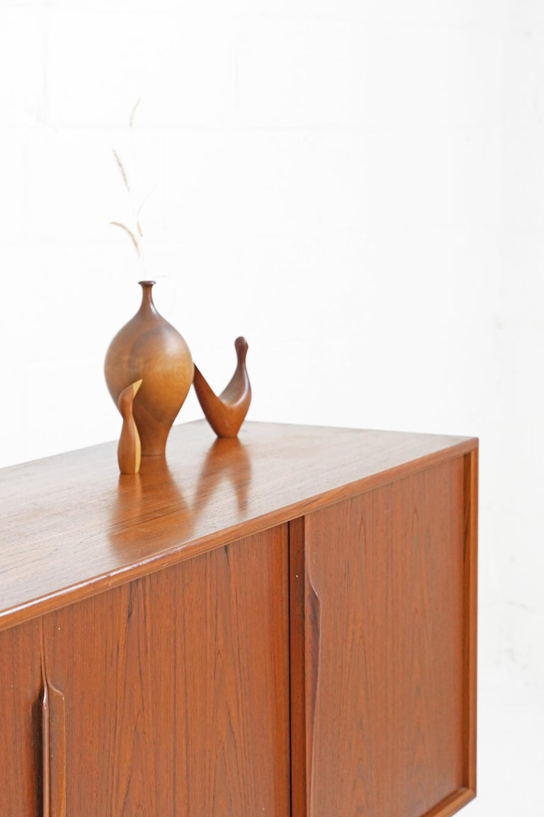 Teak Sideboard by Gunni Omann for Axel Christensen For Sale 2