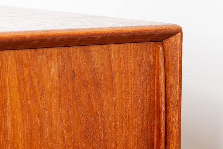 Teak Sideboard in Style of Arne Vodder by Skovby Mobelfabric, Denmark, 1960s 1