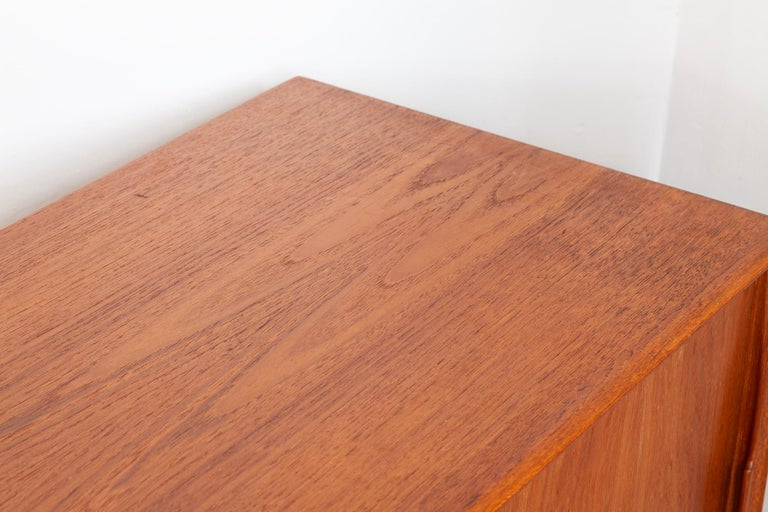 Teak Sideboard in Style of Arne Vodder by Skovby Mobelfabric, Denmark, 1960s 2