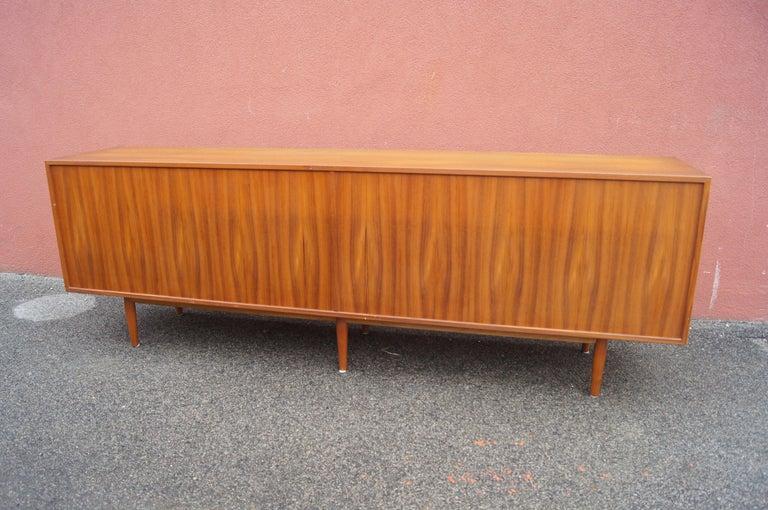 Teak Sideboard, Model 76, by Arne Vodder for Sibast For Sale 1