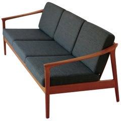 Teak Sofa, Model Monterey, by Folke Ohlsson for Bodafors, Sweden