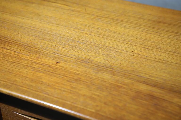 Teak Swedish Credenza or Sideboard For Sale 2