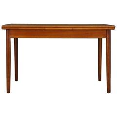Teak Table Retro 60 70 Scandinavian Design