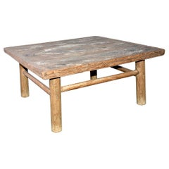 Teak Wood Coffee Table from Asia