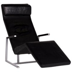 Team by Wellis MaRe Leather recliner Black Function Relax function Christophe