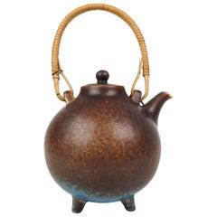 Teapot Designed by Gunnar Nylund for Rörstrand, Sweden, 1950s