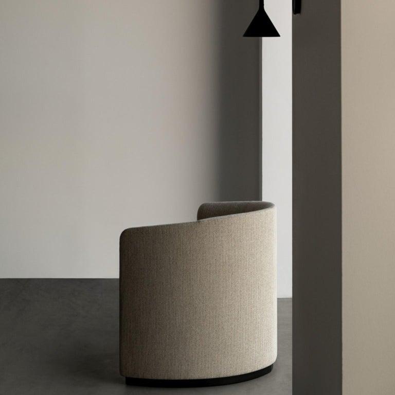 Textile Tearoom Lounge Chair, Kvadrat's